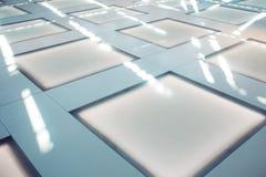 抽象背景、塑料或者玻璃,未来派表面 免版税库存图片
