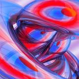 抽象背景。 明亮和欢乐。 库存图片