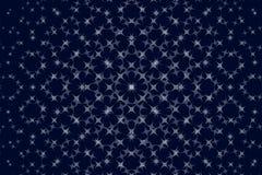 抽象背景万花筒 传染媒介蓝色抽象样式
