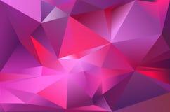 抽象背景三角 免版税图库摄影
