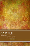 抽象背景书卡盖子 库存图片