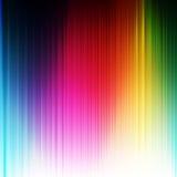 抽象背景五颜六色发光 库存照片