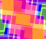 抽象背景五颜六色的原来的 免版税库存图片