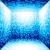 抽象背景六角形 库存照片