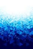抽象背景六角形 免版税库存图片