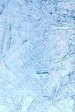 抽象背景冰 库存图片