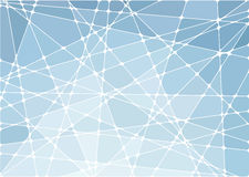 抽象背景几何马赛克 向量例证