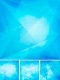 抽象背景分数维 免版税库存图片