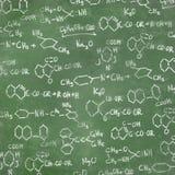 抽象背景化学制品 库存例证