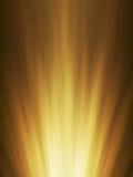 抽象背景发光的橙色镭 库存照片