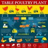 抽象背景名片公司设计 家禽场,鸡肉的生产 免版税库存照片