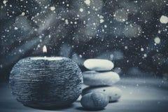 抽象背景圣诞节 免版税图库摄影