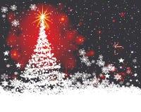 抽象背景圣诞节 EPS10 向量例证