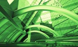 抽象背景城市 免版税图库摄影