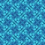 抽象背景墙纸,天蓝色 向量例证