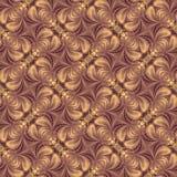 抽象背景墙纸,棕色 库存例证