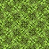 抽象背景墙纸,绿色 库存例证