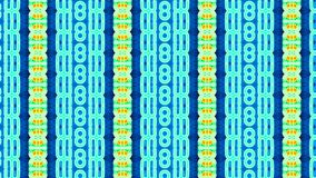 抽象背景增长的细胞新技术 皇族释放例证
