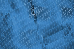 抽象背景大厦商业 免版税图库摄影
