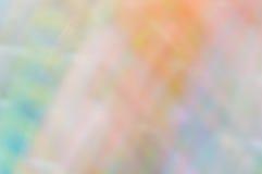 抽象背景弄脏了 淡色彩虹金刚石 库存照片