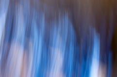 抽象背景弄脏了 蓝色幻想光 免版税库存图片
