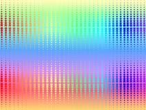 抽象背景彩虹 免版税库存照片
