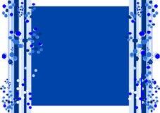抽象背景技术 模板 库存例证
