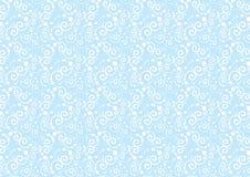 抽象背景无缝的冬天 免版税图库摄影