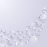 抽象背景星形 向量例证EPS10 免版税库存图片
