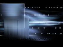 抽象背景未来派技术 库存例证
