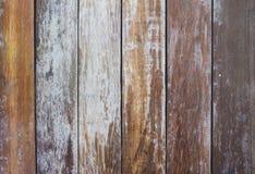 抽象背景板条木墙壁纹理 免版税库存图片