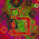 抽象背景构成主义 库存照片