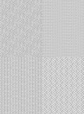 抽象背景模式无缝的钢 皇族释放例证