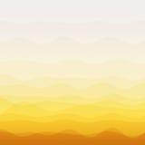 抽象背景橙色通知 免版税库存图片