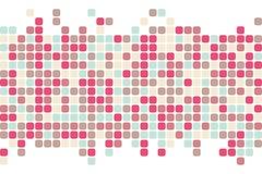 抽象背景正方形 向量背景 免版税图库摄影