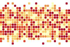 抽象背景正方形 向量背景 图库摄影