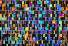 抽象背景正方形 图库摄影