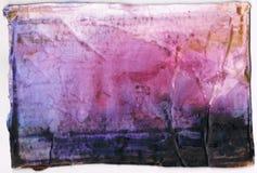 抽象背景水彩 库存图片