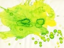 抽象背景水彩 向量例证