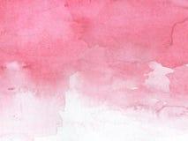 抽象背景水彩 免版税库存图片