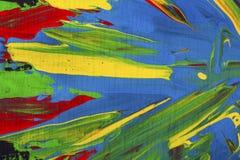 抽象背景油漆 免版税图库摄影