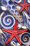 抽象背景海运 图库摄影