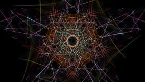 抽象背景滤色器多照片 向量例证