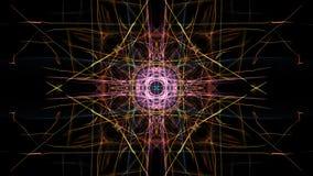 抽象背景滤色器多照片 库存例证