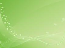 抽象背景生态学数据条 免版税库存照片