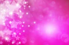 抽象背景粉红色紫色口气 库存照片