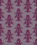 抽象背景紫色无缝的口气 皇族释放例证