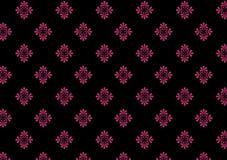 抽象背景紫色无缝 库存图片