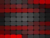 抽象背景红色技术 库存图片