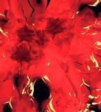 抽象背景红色 免版税库存照片